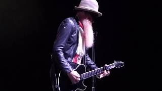 Billy F Gibbons   Just Got Paid (Houston 11.09.18) HD