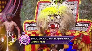 BUKAN BAKAT BIASA - Reog Ponorogo Budaya Asli Indonesia (09/12/17) Part 1