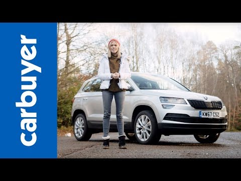 New 2018 Skoda Karoq SUV In-depth Review – Carbuyer – Nicki Shields