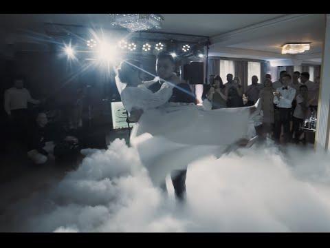 Густий важкий дим на перший танець та інше =), відео 1