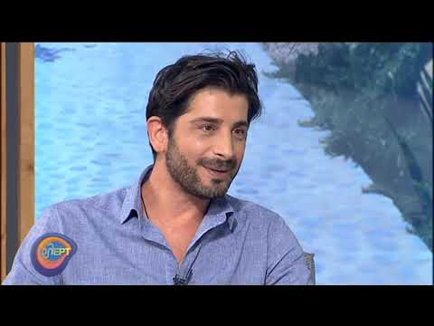Xρήστος Σπανός | Ο ηθοποιός φλΕΡΤάρει μαζί μας και μας μιλάει για τη ζωή του | 02/11/2020 | ΕΡΤ
