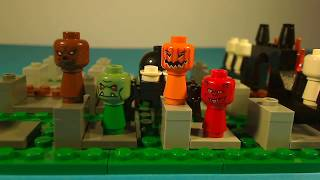 Lego Monsters game 3837