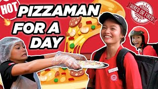 Hired or Fired: Pizza Maker For A Day