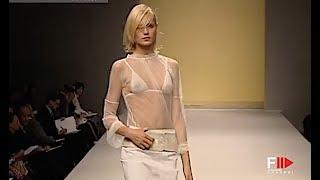 LA PERLA Full Show Spring Summer 2002 Milan - Fashion Channel