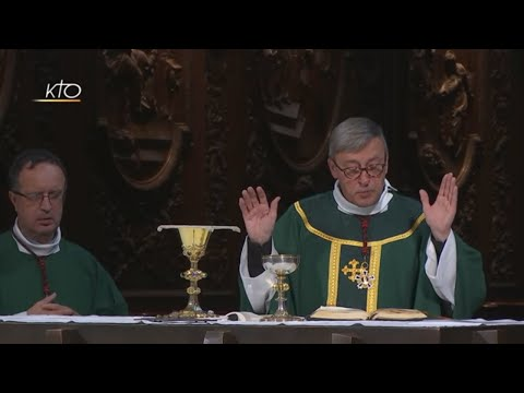 Messe du 22 juin 2018