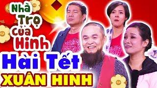 Hài Xuân Hinh | Nhà Trọ Của Hinh | Hài Tết Xuân Hinh, Quang Thắng Mới Nhất - Cười Vỡ Bụng 2019