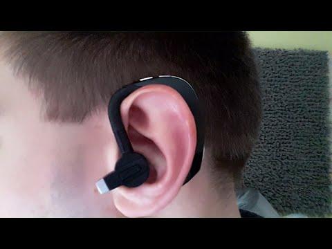 Anglink Bluetooth Headset - Bester Kopfhörer? [Review, Testbericht, deutsch]