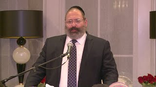2019 NJ function, Hosted by Mandel & Liberman families featuring R' Jacobson.