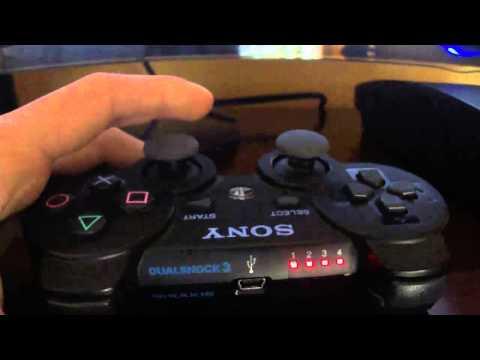Come configurare un controller ps3 non funzionante su sistema ps3