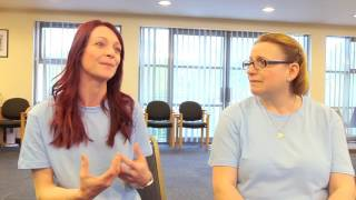 Lucie Posnett & Janine Rocks- Stay steady, stay strong- Health Care