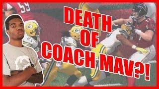 DEATH OF COACH MAV?! - Coach Mav Ep.6 | Madden 16 Draft Champions Gameplay