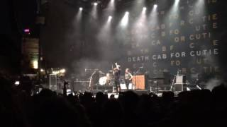 Ben Gibbard of Death Cab for Cutie talks about House Bill 2 in Charlotte, North Carolina
