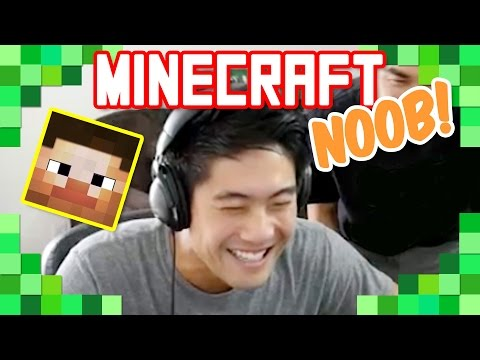 My First Minecraft Experience!