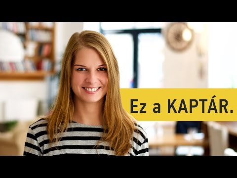 KAPTÁR Közösségi Iroda - Termékvideó
