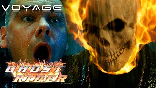 Locked Up With Ghost Rider | Ghost Rider | Voyage