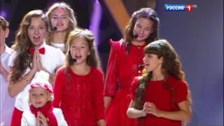 """Детский хор """"Новая Волна"""". Мама. 07.01.2017."""