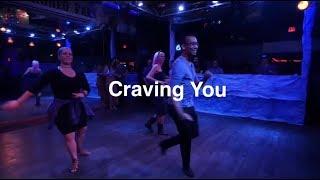 Craving You - Line Dance Demo | Thomas Rhett (feat. Maren Morris) | Carlton Thompson Choreography