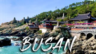 Top 10 Things to do in Busan, South Korea | Travel Guide