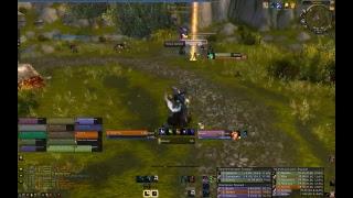 World of Warcraft Legion 20 lvl bg #8
