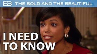 The Bold And The Beautiful / I Need To Hear You Say It
