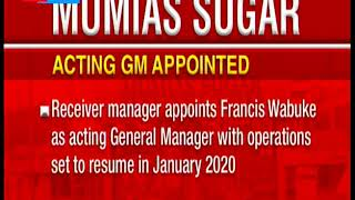 Mumias sugar appoint Francis Wabuke as interim general manager