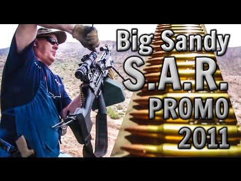 Lễ hội súng máy  Big Sanndy tại Sonoran