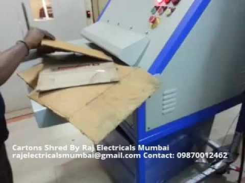 Heavy Duty Paper Shredder Machine (SC 4003)