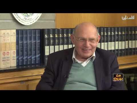 (فيديو) حوار الإعلامي هيثم زعيتر مع الأستاذ جاد تابت على تلفزيون فلسطين 10-12-2019
