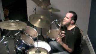 "John Macaluso: ARK ""Heal the Waters'' Drum Demonstration"