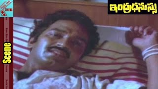 Rajashekar Cart Scene || Indradhanussu Movie || Rajashekar, Jeevitha || MovieTimeCinema
