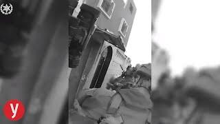 Video: IDF zveřejnila dramatické záběry zatčení podezřelého z vraždy Esther Horganové