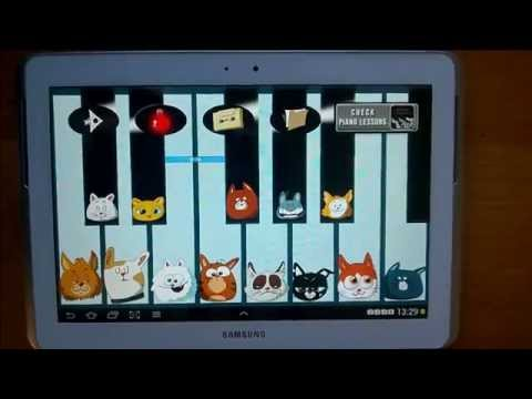 Video of Best Piano Cats Free