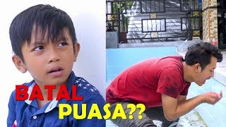 Video KAKA DIWAN BATAL PUASA ?? | FIKRIFADLU MP3, 3GP, MP4, WEBM, AVI, FLV September 2019