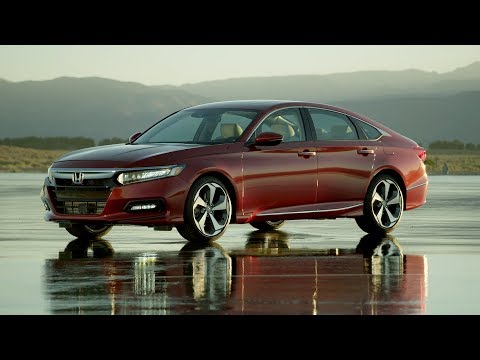 2018 honda accord goes official with 1 5 and 2 0 turbo. Black Bedroom Furniture Sets. Home Design Ideas