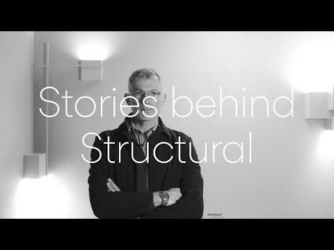 Stories behind Structural by Arik Levy