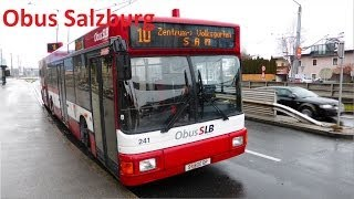 preview picture of video 'Obus Salzburg [HD]'