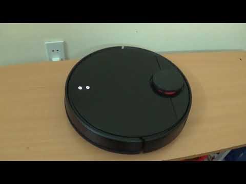 Đập hộp Robot Hút Bụi Kèm Lau Nhà Thông Minh Xiaomi Mijia STYJ02YM (Smash the robot vacuum box)
