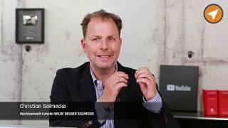 Christian Solmecke im Interview mit dem Legal Tech Verzeichnis