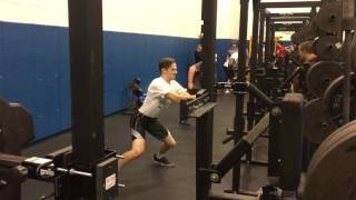 Olentangy High School – OH – Shuffling and Striking The Difference Post Workout