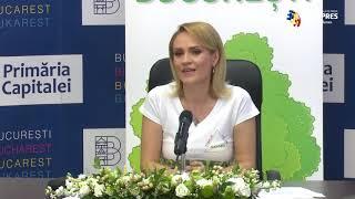Gabriela Firea: Îmi doresc să continue guvernarea PSD-ALDE