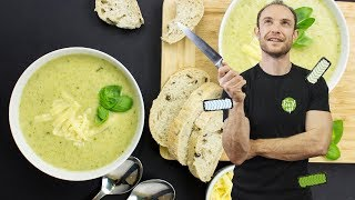 Easy Broccoli And Cauliflower Soup – The True Superfood | Done In 25 Minutes!