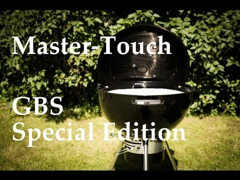 Weber Holzkohlegrill Master Touch : Weber master touch gbs cm special edition bestellen