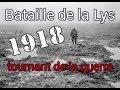 1918 Bataille de la lys