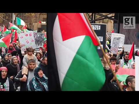 May 30: Sydney march for Palestine
