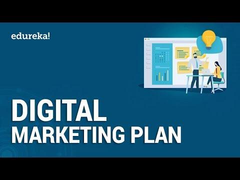Digital Marketing Plan | Digital Marketing Training | Edureka
