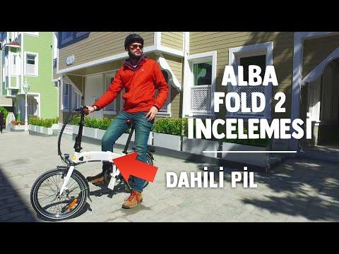Alba Fold 2 Elektrikli Katlanır Bisiklet İncelemesi