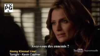 Castle 6x13 Promo#2 ABC vostfr