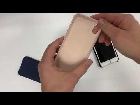 Накладка Akami Suede для Xiaomi Redmi 7A (8494)