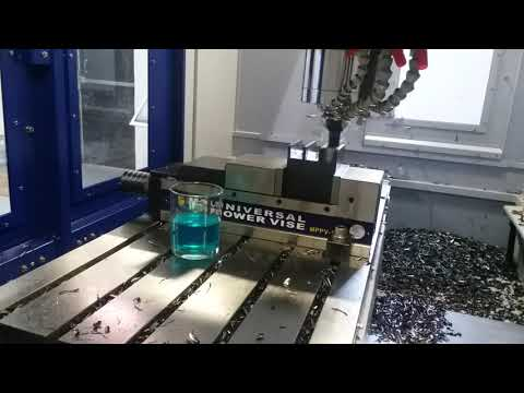 Campro CNC Machining CPV-1050B