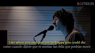 Gambar cover Gotye ft. Kimbra - Somebody That I Used Know (Sub Español + Lyrics)